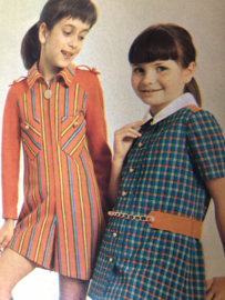 Madeleine: mode en patronenblad van Margriet   1968, nr. 12 december - ZONDER radarblad