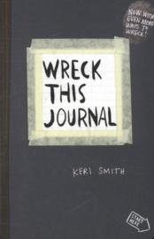 Wreck this journal - creëren is vernietigen | Nederlandse editie