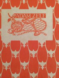 1937 | De Uilenreeks nr. 30 | Adam zelf van Jan Engelman