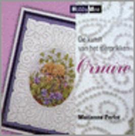 Boeken | Papier | Pergamano | De kunst van het sierprikken: Ornare - Marianne Perlot
