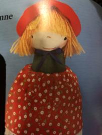 Boeken | Poppen | Naaien | Ondori - Lappenpoppen - hobbyboek