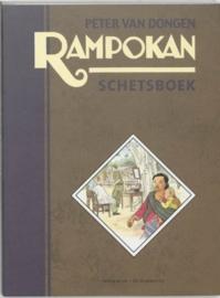 Boeken | Kunst | Indonesië | Rampokan: schetsboek - Peter van Dongen