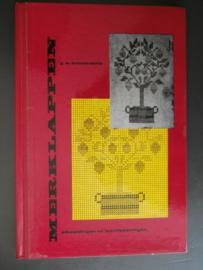 Borduren | Merklappen / G.E. Boone-Stolp   - vierde druk | 1960