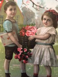 Briefkaarten | Ansichtkaarten | Kinderen