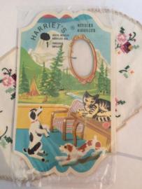 Harriet's Needlebook | Vintage stijl naaldenboekje