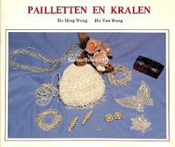Boeken | Kralen | Pailletten en kralen - Ho Ming Wong en Ho Yan Wong - 1986