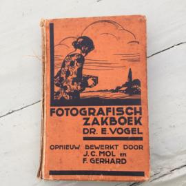 1935 | Fotografisch Zakboek by Vogel, Dr. E