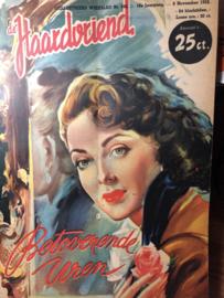 Tijdschriften | De Haardvriend - nr. 842 - 19e jaargang 9 november 1952 * Betoverende uren