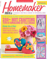 Handwerken | Tijdschriften | Homemaker: Creative ideas for home issue 35 - back issue