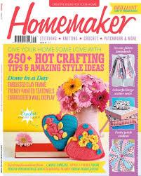 Tijdschriften | Handwerken | Homemaker: Creative ideas for home issue 35 - back issue