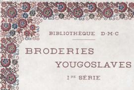 Bibliothèque DMC | Joegoslavië | Broderies Yougoslaves