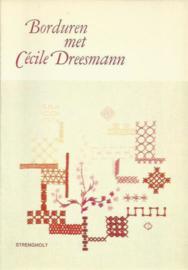 1979 | Boeken |  Borduren | Borduren met Cécile Dreesmann | Strengholt's Handenarbeidreeks nr. 16