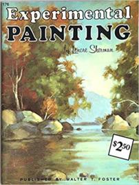 Boeken | Schilderen | Walter T. Foster nr. 176 -  Experimental Painting by Leonore Sherman |  1960