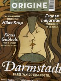 2019 | Verzamelen | Tijdschriften | Verzamelkrant | Origine nr. 2 - 2019 PRACHTVONDSTEN: veilingtrends & ontwikkelingen | Hildo Krop, Klaas Gubbels, Darmstadt Jugendstil