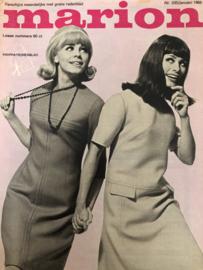 1968 | Marion naaipatronen maandblad | nr. 235 januari 1968