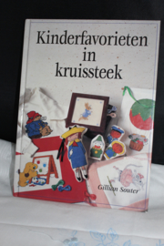 Kinderfavorieten in kruissteek