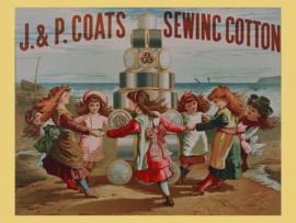 J & P Coats garen