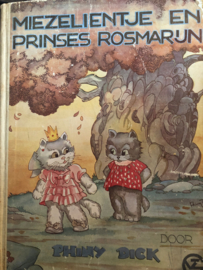 1950 | Muizelientje en Prinses Rosmarijn | vierde druk