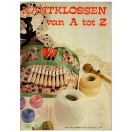 Die Masche | Kantklossen van A tot Z - speciaal nummer | 1979