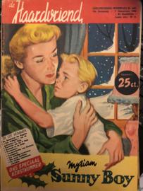 Tijdschriften | De Haardvriend - nr. 846 - 19e jaargang 7 december 1952 * Myriam Sunny Boy