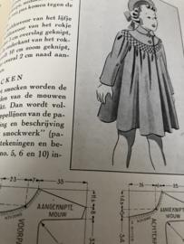 Boeken | Naaien | Smocken: TECHNIEK MET DIVERSE TOEPASSINGEN - Eska Utrecht : No. 9 van RAAD en DAAD ca. 1960