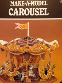 Boeken | Papier | Modelbouw | FoxClub Make-a-Model Carousel | 3-D model to make | ISBN 0861070739