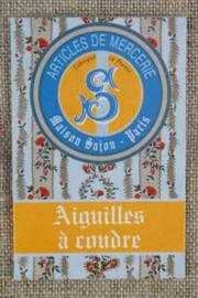 VERKOCHT | Maison Sajou | Naainaalden - vintage stijl
