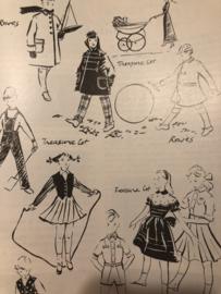 1954 | Tijdschrift | Dameswereld - No. 01 - 17e jaargang - 12-01-1954 - Fluweel special
