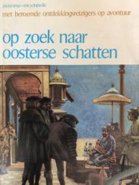 Ontdekkingsreizen | Boeken | Op zoek naar Oosterse schatten: met beroemde ontdekkingsreizen op avontuur - Lekturama 1971