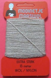 Modinetje Maaswol | Stopwol - Scanfil mending wool - Stopfwolle - Laine à repriser