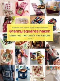 Boeken   Haken   Granny squares haken: maak het met oma's vierkantjes