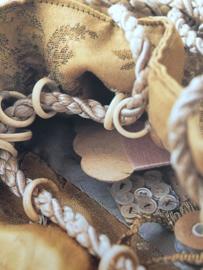 Decoratie tips: Decoreren met naaigerei & fournituren