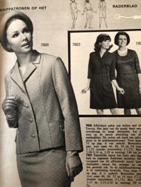 VERKOCHT | 1968 | Marion knippatronenblad | nr. 245 | november 1968 - met radarblad