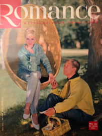 1961 | Romance: weekblad voor de twintigers 1961 - no. 16 - 22 april 1961 (Marlon Brando & Blue Diamonds)