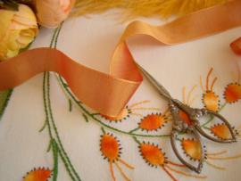 Band, lint & kant | Geel & oranje
