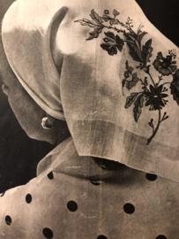 VERKOCHT | Ariadne: maandblad voor handwerken | 1953 nr. 76 - april (7e jaargang) - met werkblad - VOORJAAR