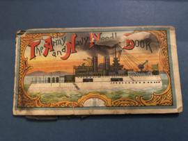 The Army and Navy Needlebook | Antiek naaldenboekje VS  | 1900-1910