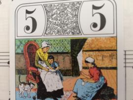 Spellen | Jeu de TAROT 78 Carts | Vintage TAROT kaartenspel