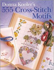 2003 | Boeken | Kruissteken | 555 Cross-Stitch Motifs - Donna Kooler