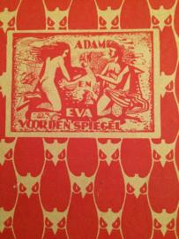 1936 | De Uilenreeks nr. 49 - Adam en Eva voor den Spiegel | H. van Merlet