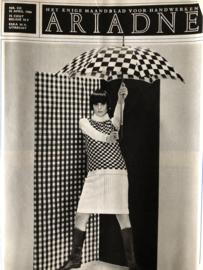Tijdschriften | Ariadne: maandblad voor handwerken | 1965 - 1970