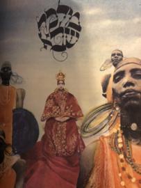 Boeken | Israël | Joodse sprookjes: de acht lichten van de kandelaar | Leo Pavlát & illustraties van Jiri Behounek | 1985