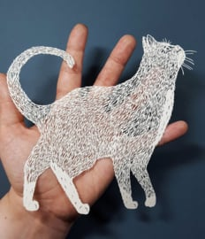 """Impressive Art of Paper Cutting"""