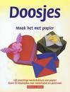 Boeken | Papier | Doosjes: maak het met papier - Michael G. Lafosse