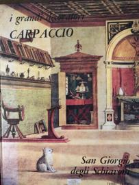 Boeken | Kunst | Italië | Carpaccio -  i grande decoratori SAN Giorgio degli Schiavoni
