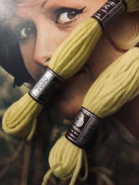Borduurwol | 7680 - 7681 | Colbert DMC Tapestry wool - Geelgroen