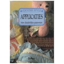 Boeken | Quilten | Applicaties: met duidelijke patronen - Country Style