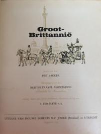 Groot-Britannië | Verzamelalbum | Douwe Egberts N.V. Joure (Friesland) en Utrecht | 1959