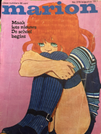 1971 | Marion naaipatronen maandblad | nr. 278 augustus 1971