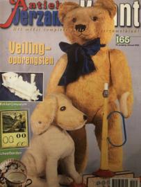 2001 | Tijdschriften | Verzamelen |  17e jaargang, nr. 165 februari 2001 - schoolborden - bakkerijmusem - merklappen - Lehmann